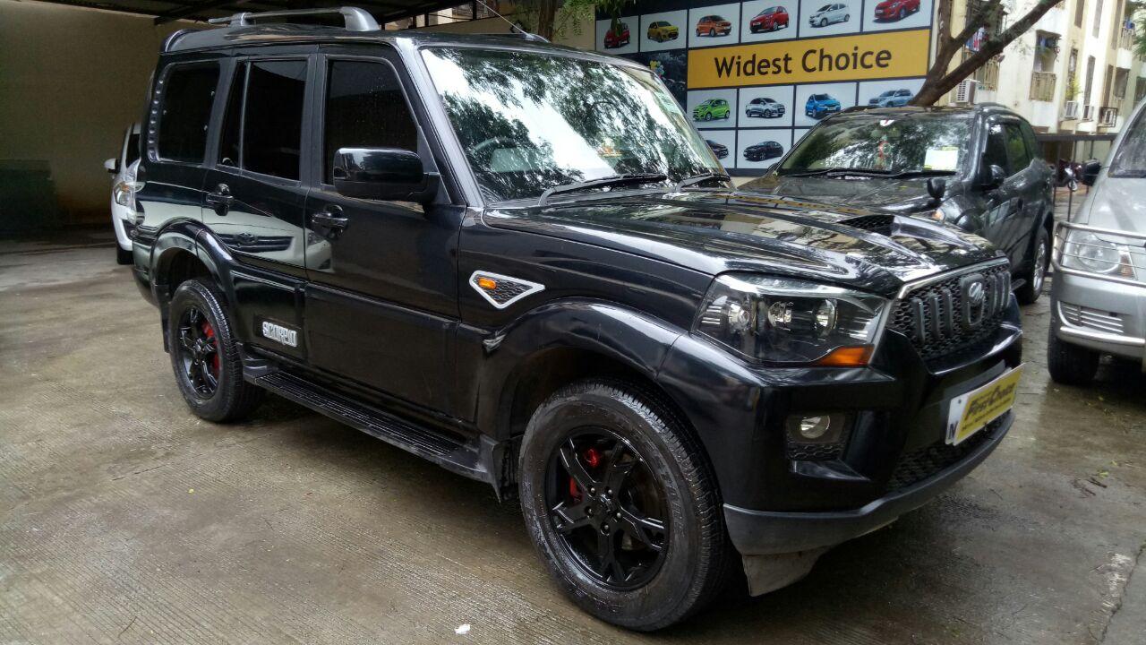 Mahindra Scorpio S10 - Mahindra First Choice
