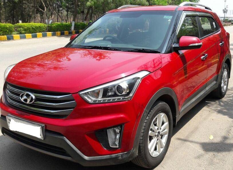 2016 Used Hyundai Creta 1.6 CRDI SX PLUS