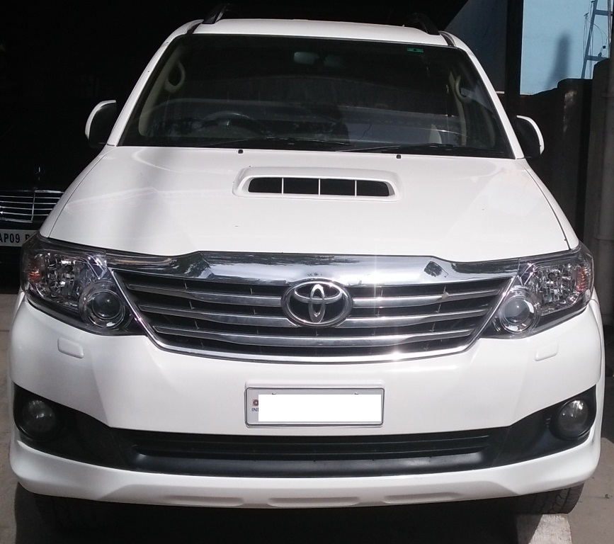 Small Toyota Suv: Used Cars In Hyderabad (With Offers!)