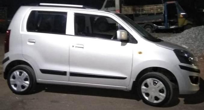 2016 Used Maruti Suzuki Wagon R VXI AMT