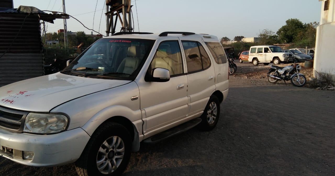 2009 Used Tata Safari 4X4 VX DICOR 2.2 VTT