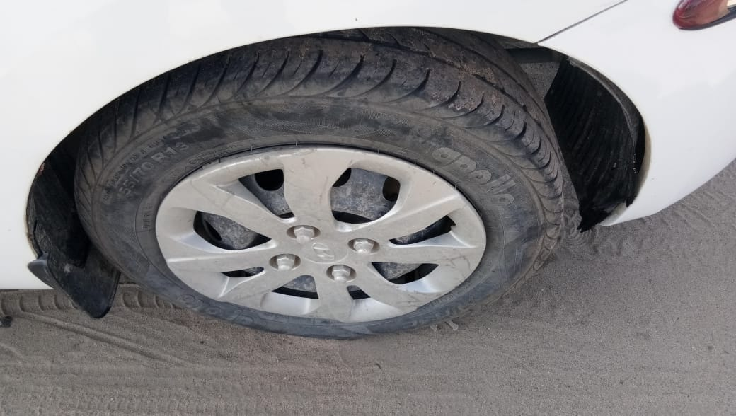2016 Used Hyundai Eon MAGNA PLUS