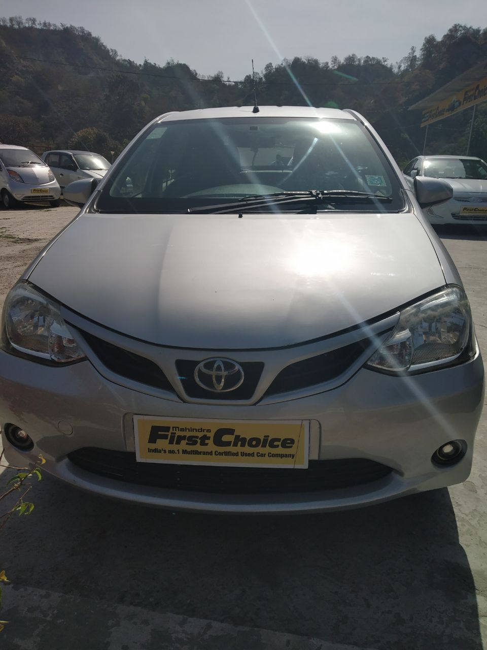 2014 Used Toyota Etios Liva G