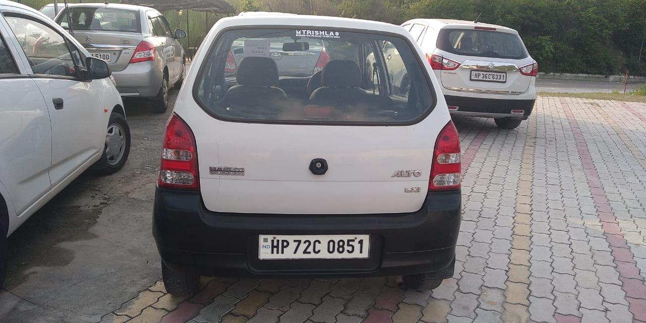 2008 Used Maruti Suzuki Alto LXI BS III