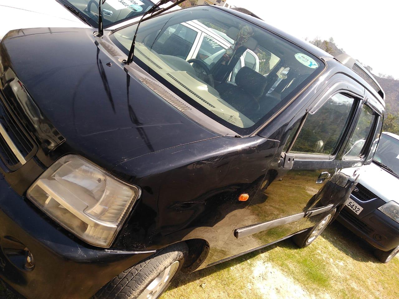 2005 Used Maruti Suzuki Wagon R LXI BS II