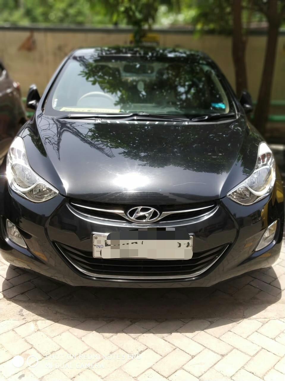 2013 Used Hyundai Elantra VTVT S 1.8 BS IV
