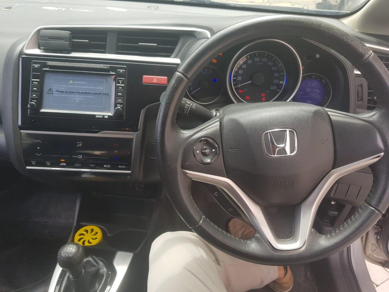 2016 Used HONDA JAZZ 1.2 VX I VTEC