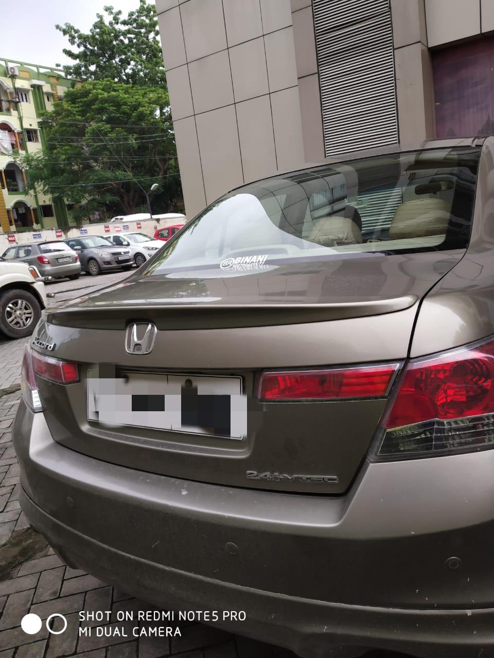 2009 Used Honda Accord 2.4 MT