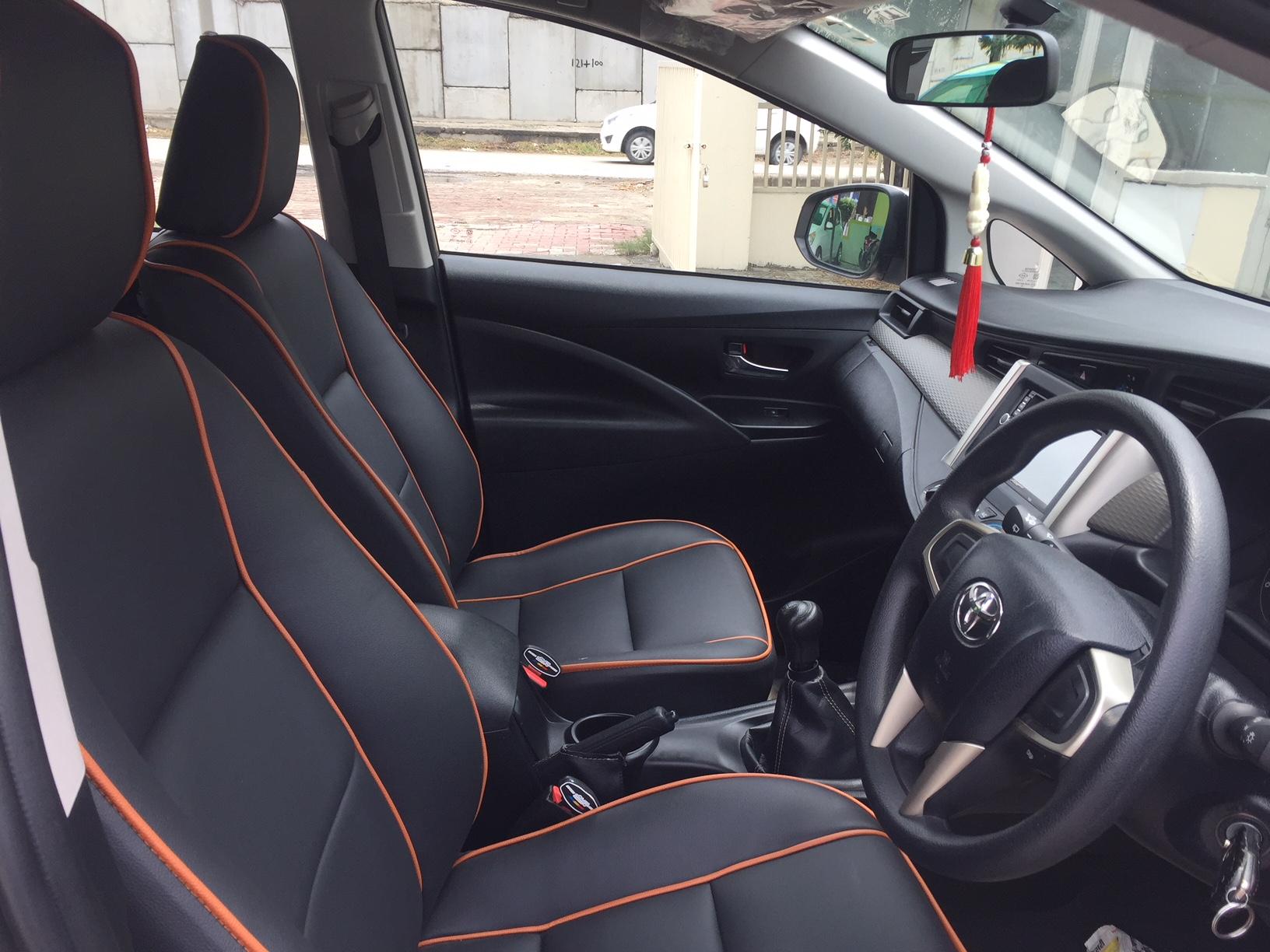 2017 Used Toyota Innova Crysta 2.4 G 7 STR