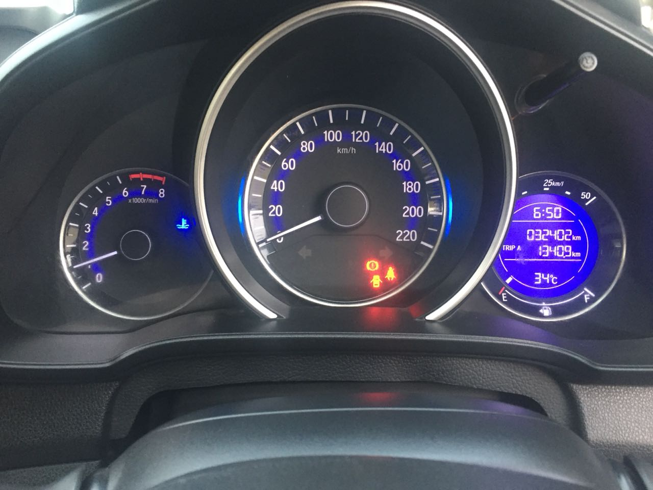 2015 Used Honda Jazz 1.2 SVMT