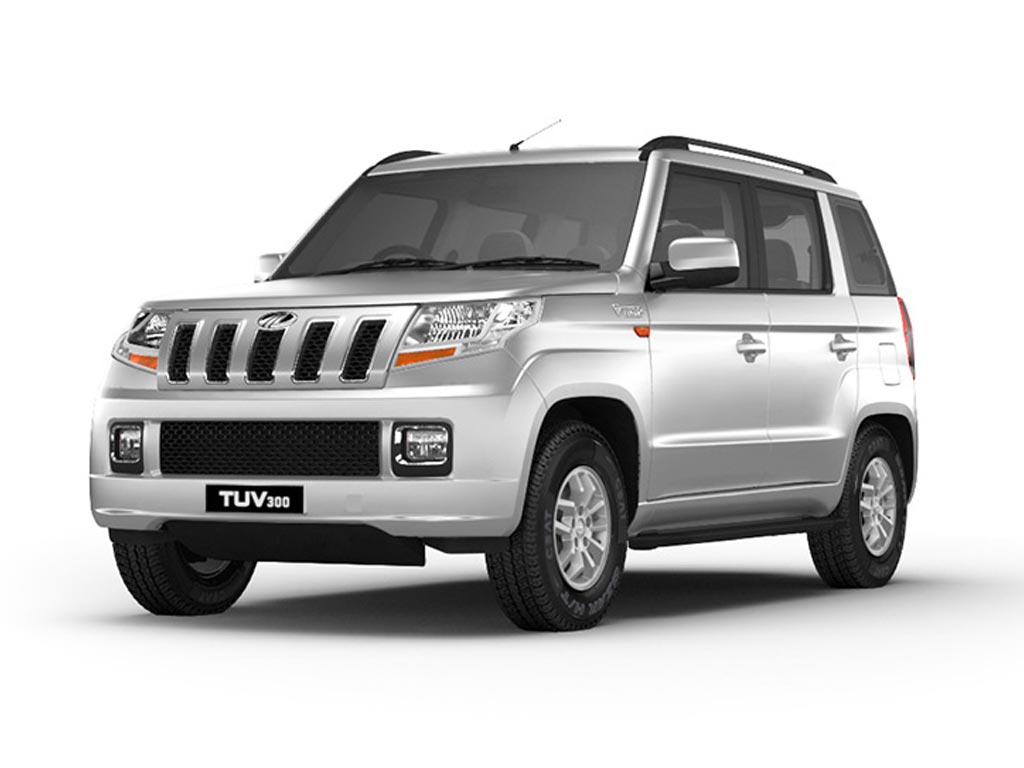 2016 Used Mahindra Tuv 300 T8