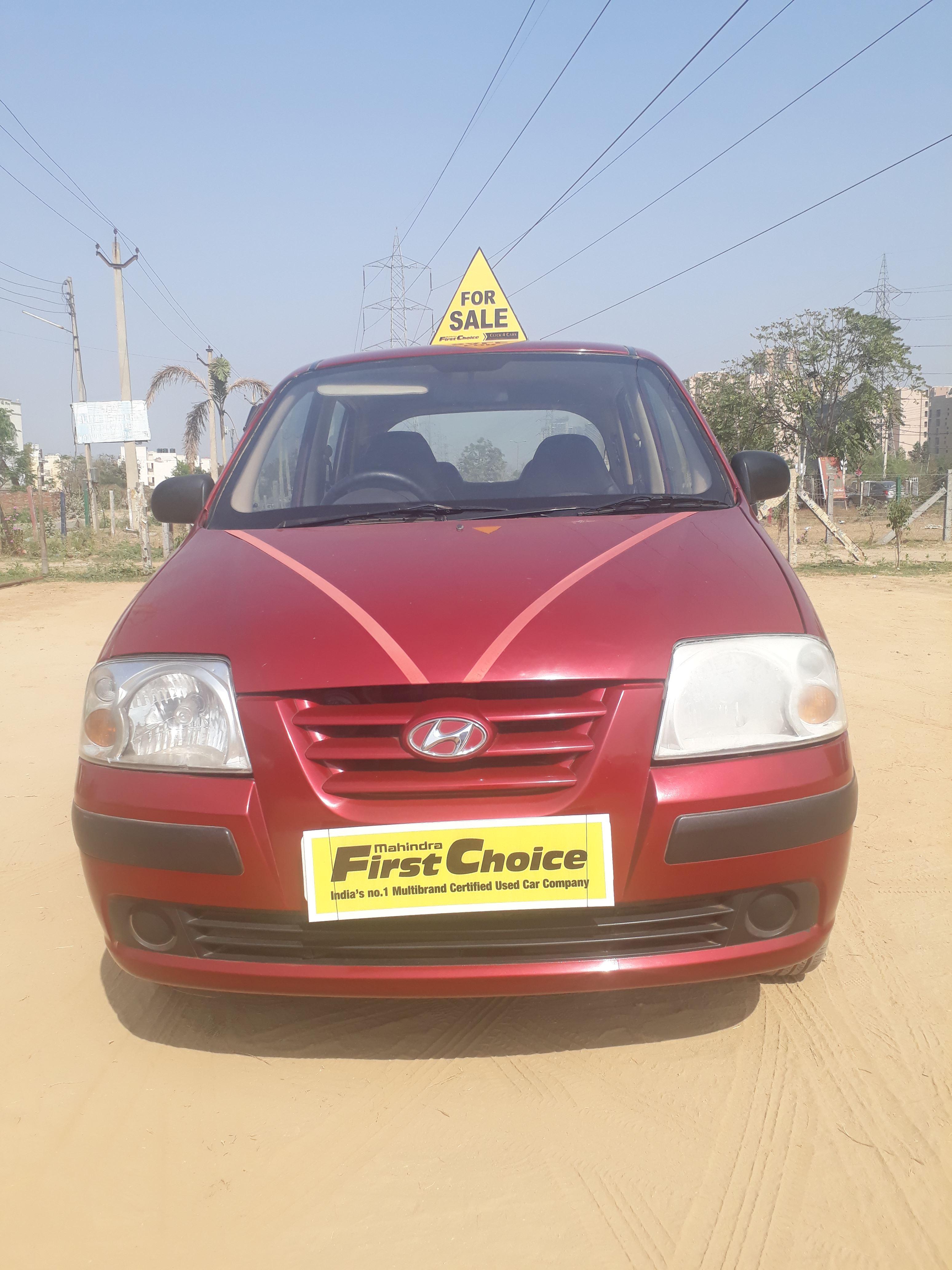 Used Hyundai Santro Xing In Delhi Mahindra First Choice