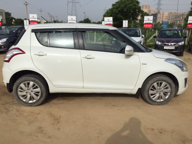 2015 Used Maruti Suzuki Swift ZDI