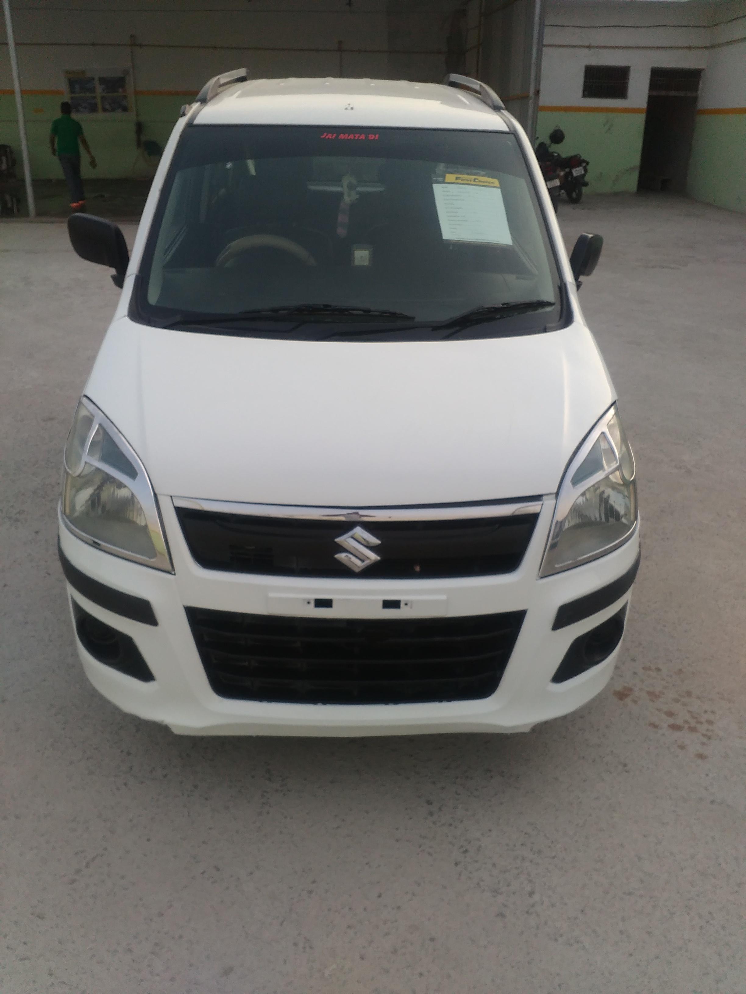 2016 Used Maruti Suzuki Wagon R 1.0 LXI