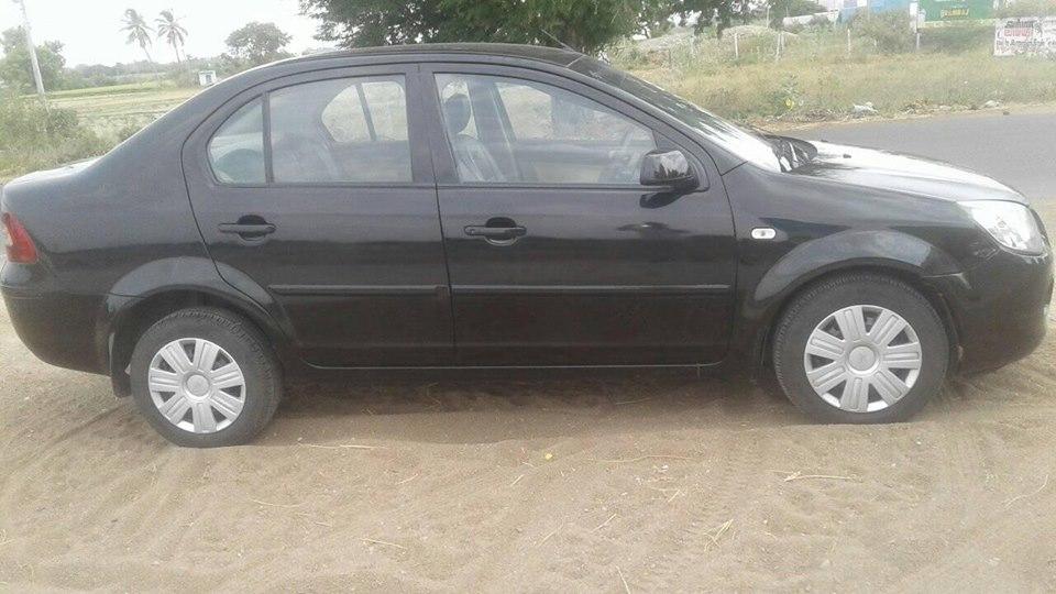 2009 Used Ford Fiesta EXI 1.4 TDCI LTD
