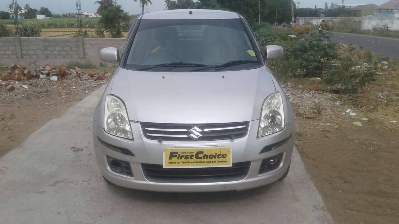 2011 Used Maruti Suzuki Swift Dzire VDI BS IV