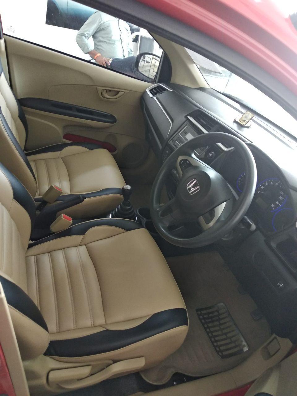 2016 Used Honda Brio S MT