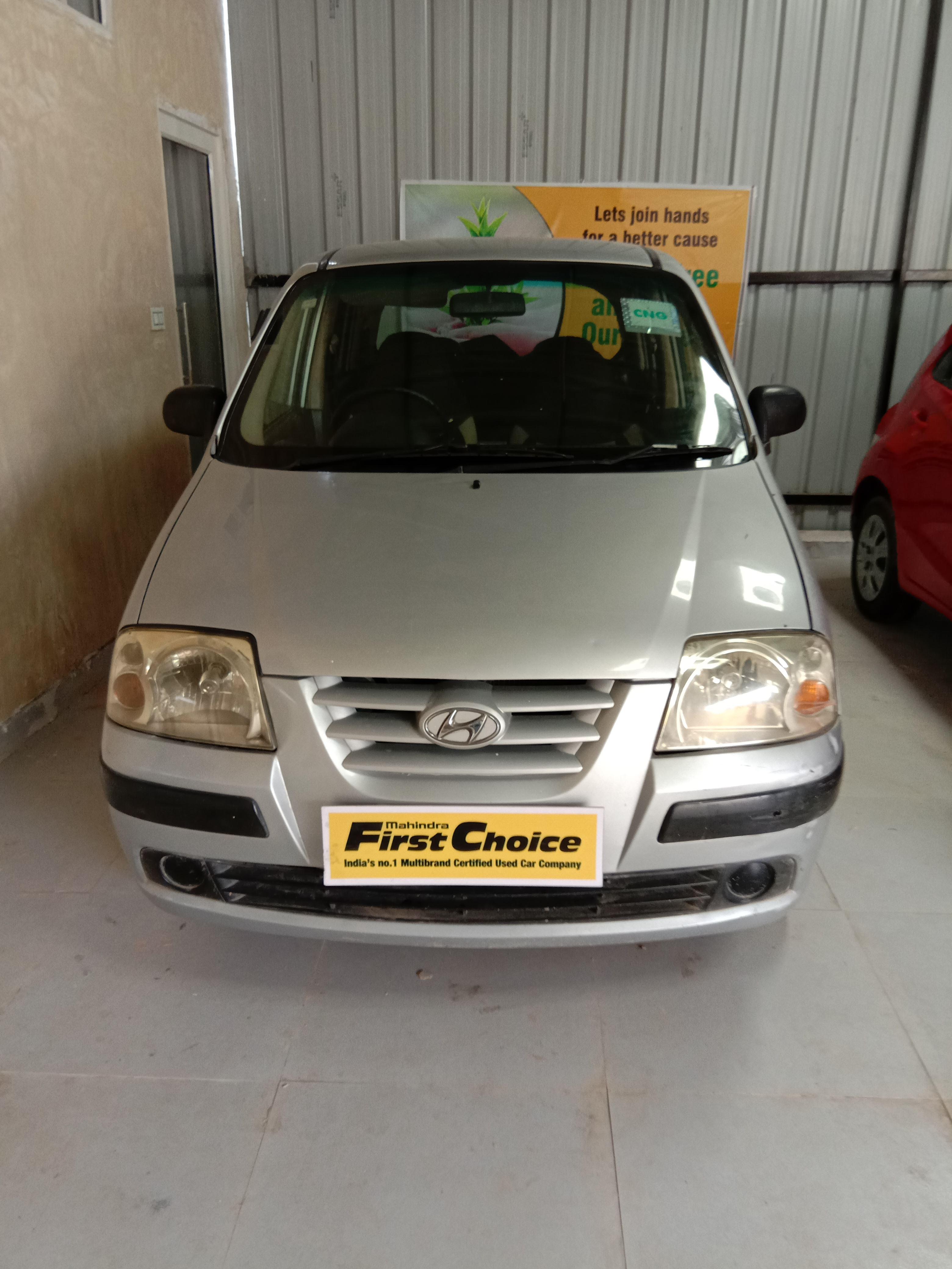 2011 Used Hyundai Santro Xing GLS CNG