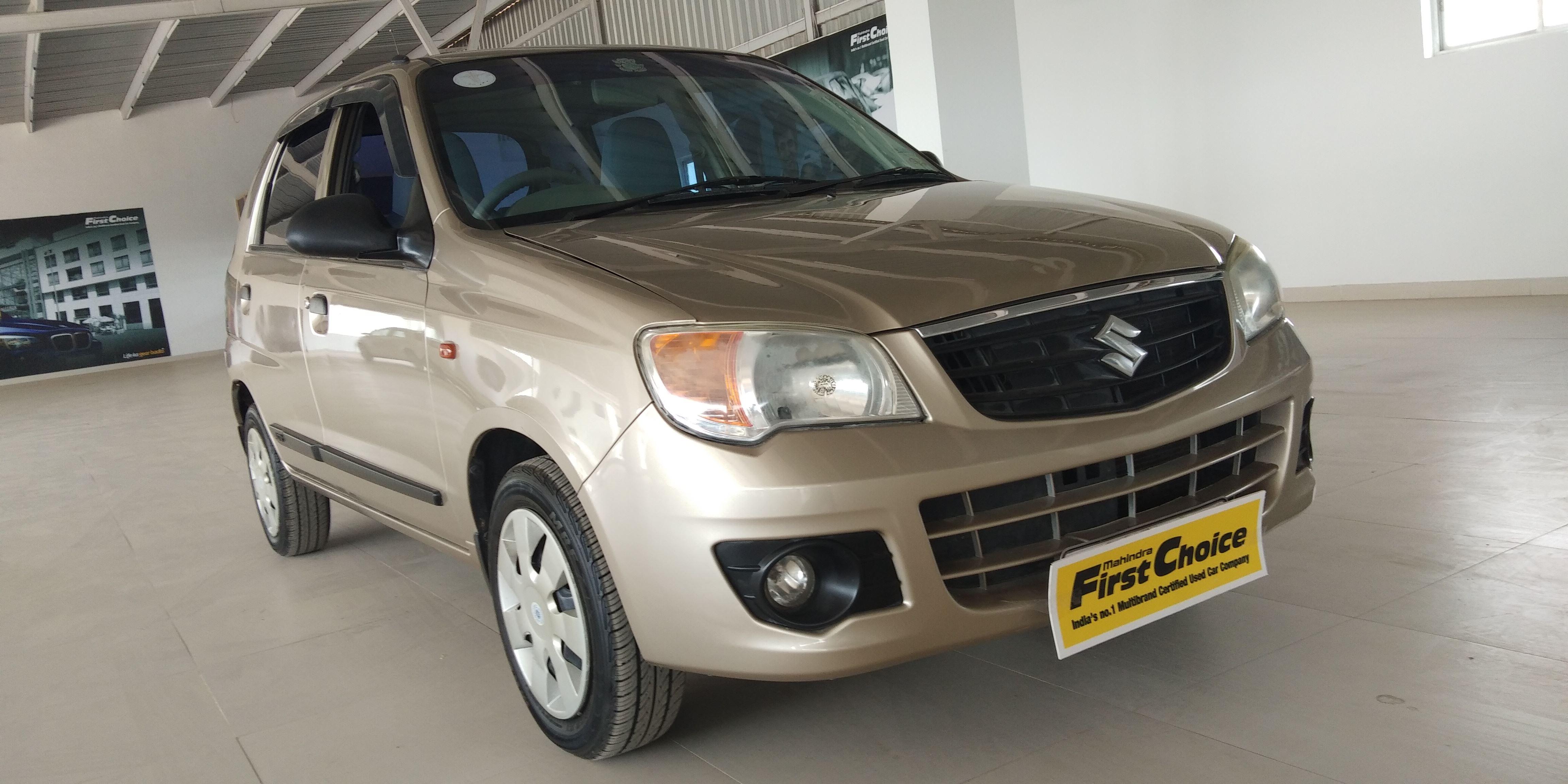 2011 Used Maruti Suzuki Alto K10 VXI