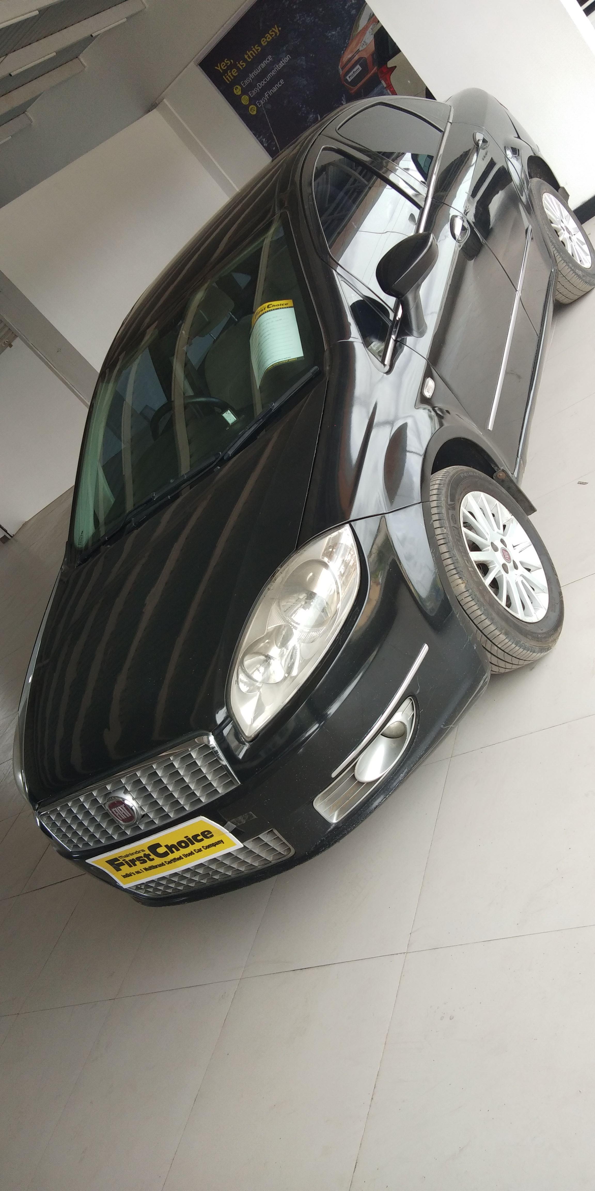 2010 Used Fiat Linea EMOTION 1.3