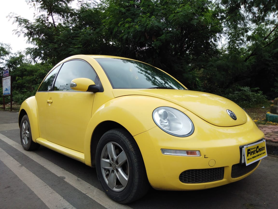 2009 Used VOLKSWAGEN BEETLE 2.0 AT