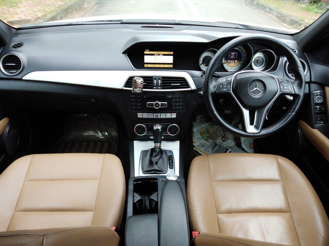 2012 Used Mercedes Benz C Class C 220 CDI AVANTGARDE