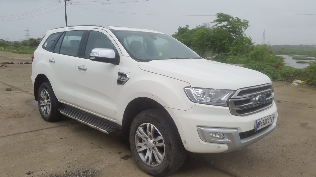 2017 Used FORD ENDEAVOUR 3.0L 4X4 AT