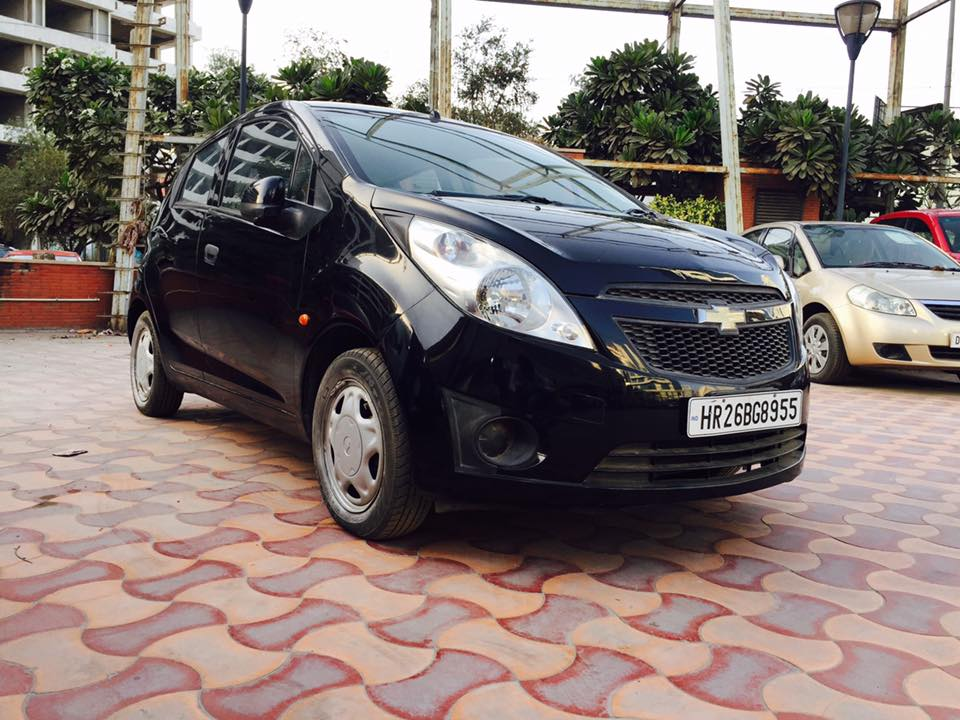 2010 Used Chevrolet Beat PS PETROL