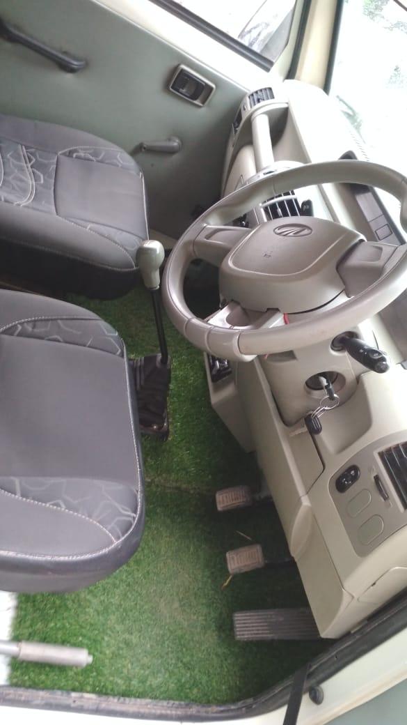 2016 Used Mahindra Bolero XL 2WD 9STR BS III