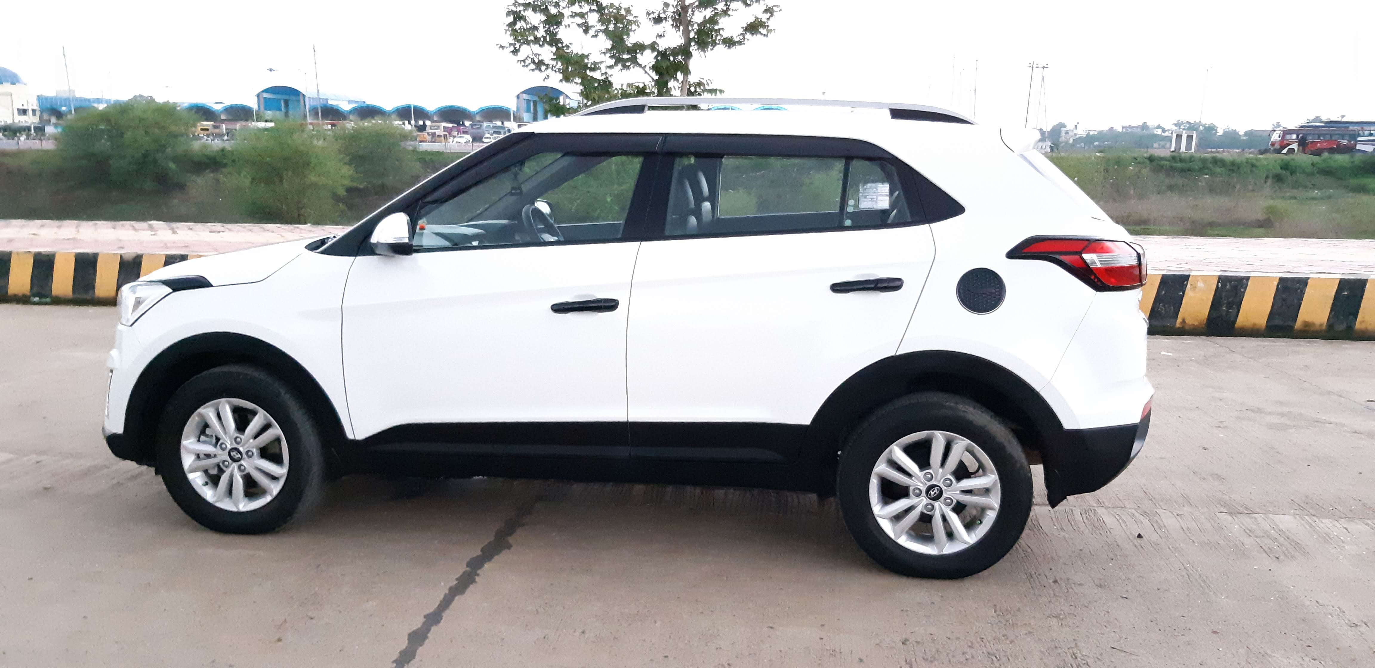 2016 Used Hyundai Creta 1.4 CRDI S PLUS