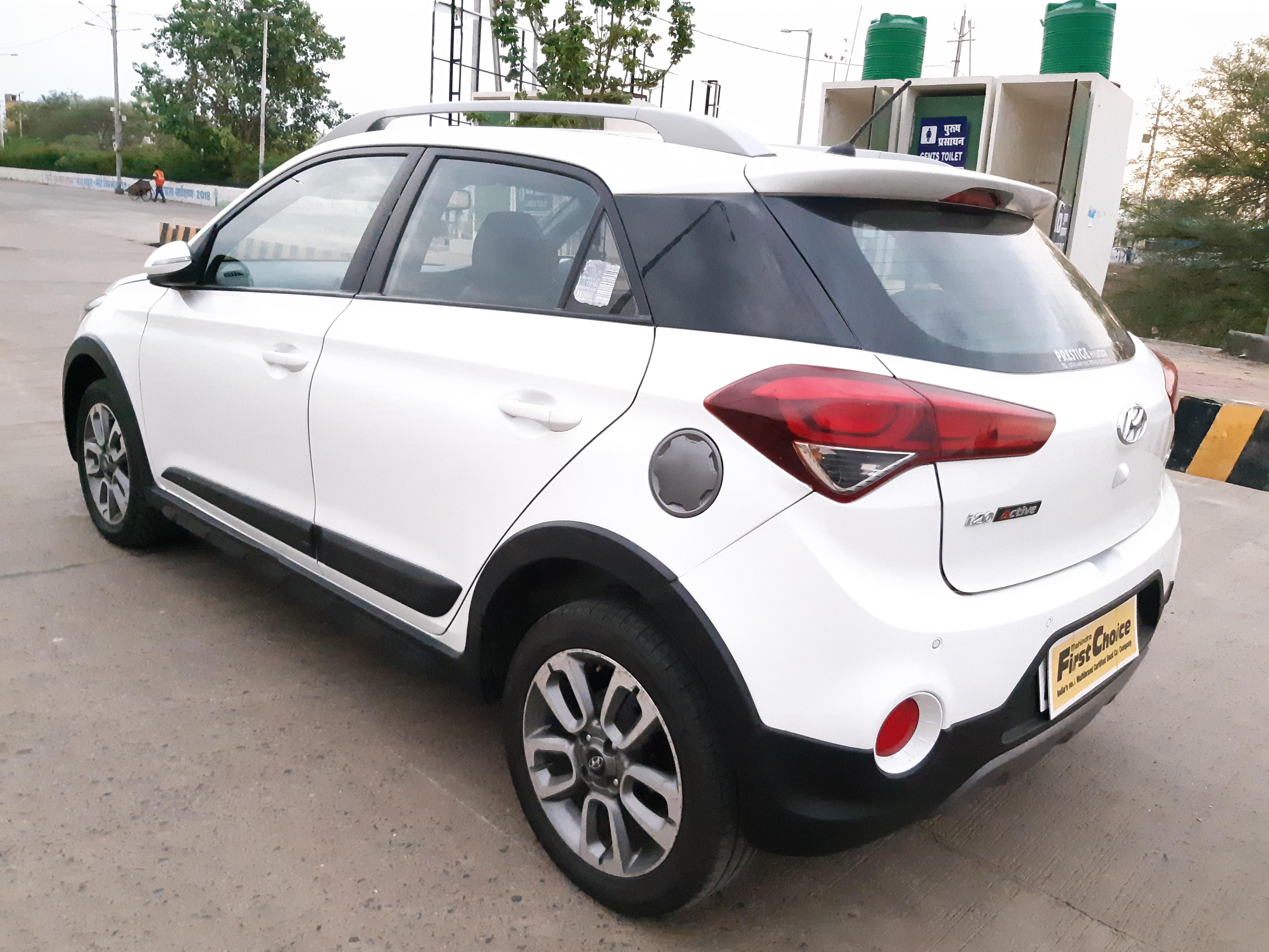 2015 Used Hyundai I20 Active 1.4 SX