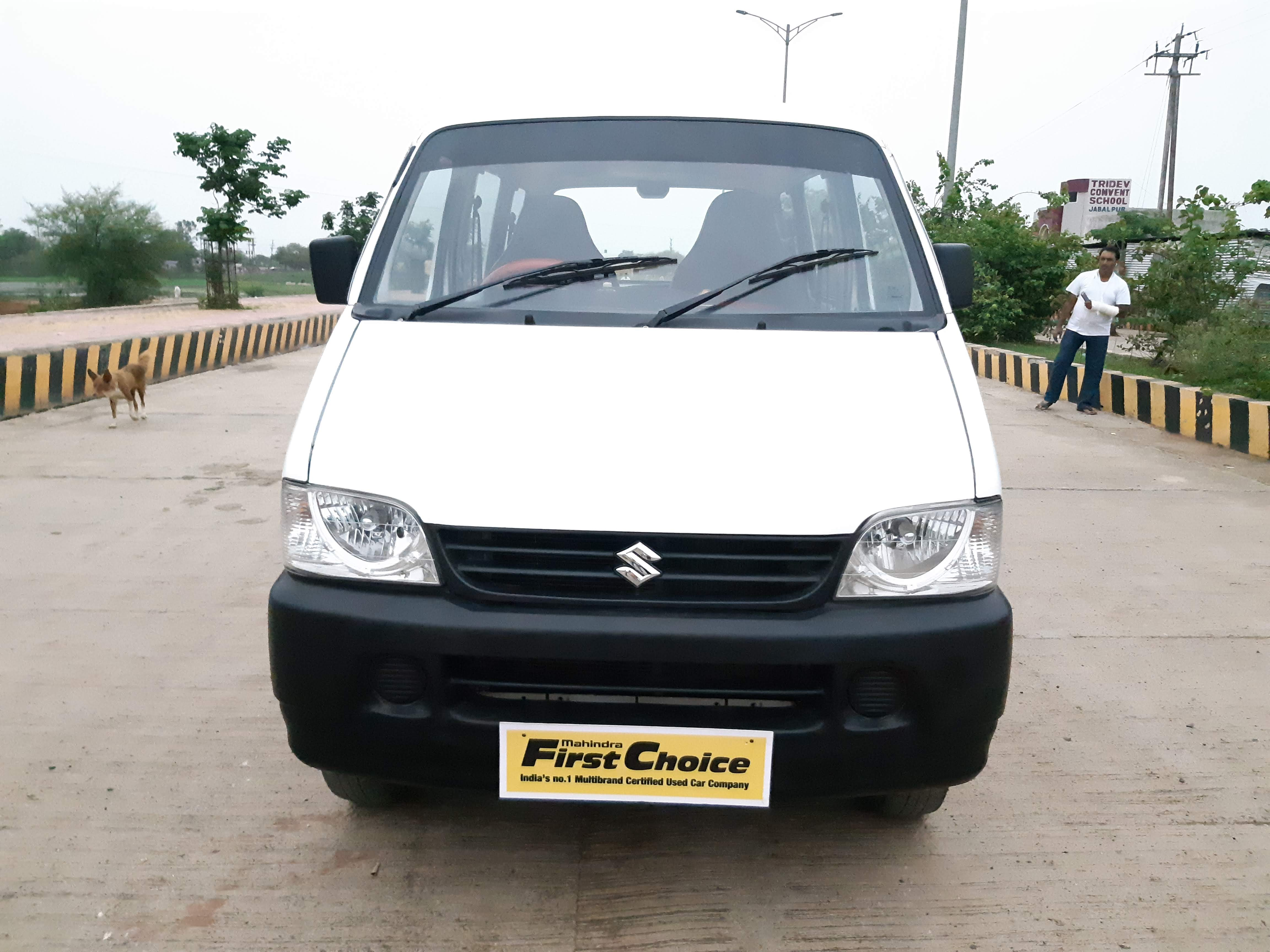 2015 Used Maruti Suzuki Eeco 5 STR CNG WITH HTR