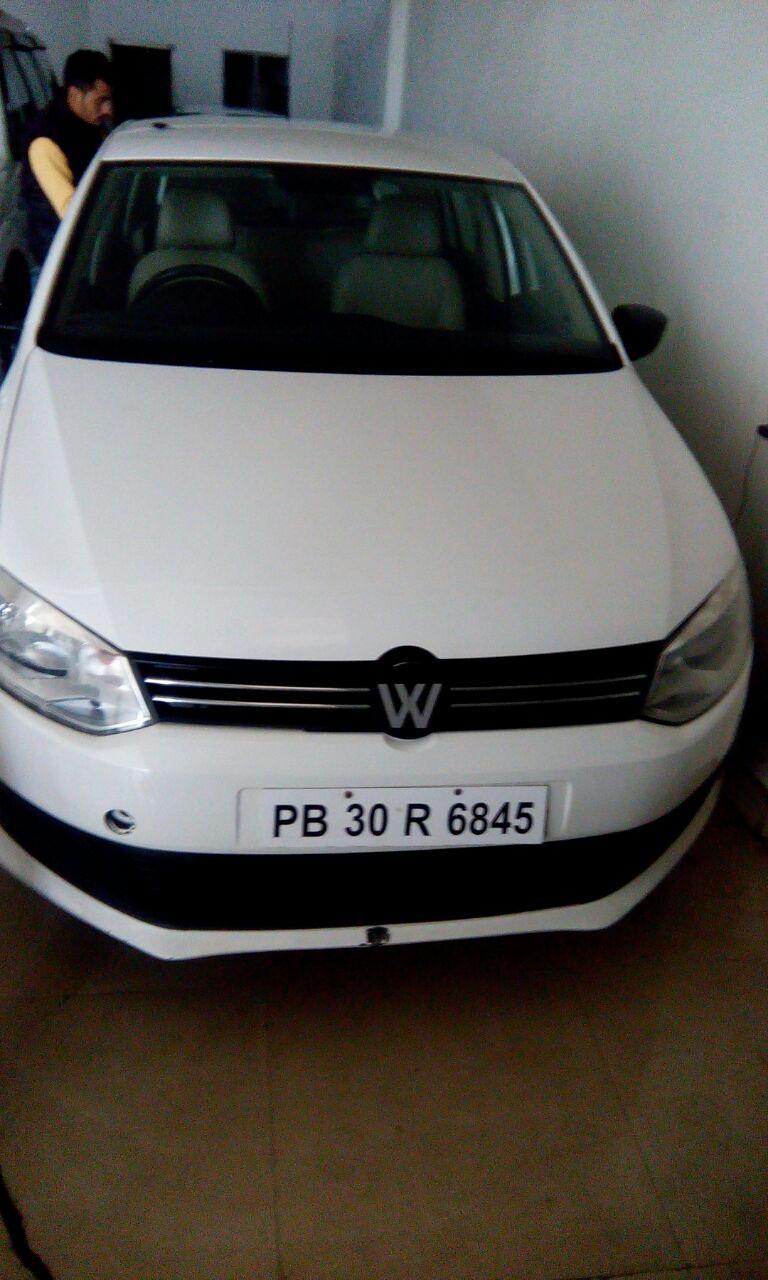 2011 Used Volkswagen Polo HIGHLINE1.2L DIESEL