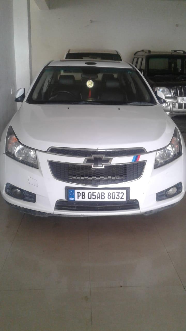 2010 Used Chevrolet Cruze LT