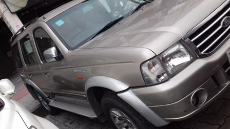 2006 Used Ford Endeavour XLT 4X2
