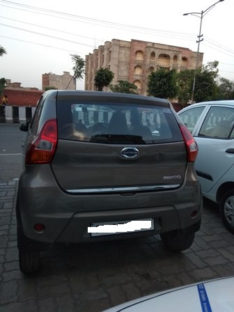 2016 Used Datsun Go Plus T OPTIONAL