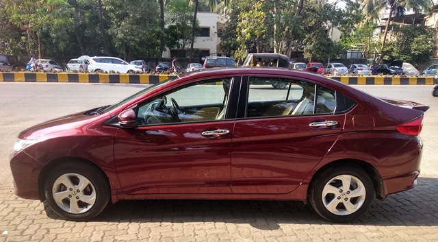 2016 Used HONDA CITY VX CVT PETROL