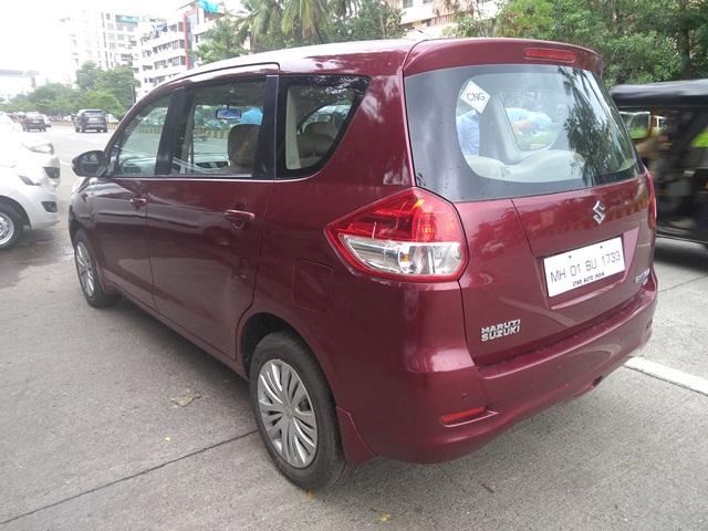 2014 Used Maruti Suzuki Ertiga VXI CNG