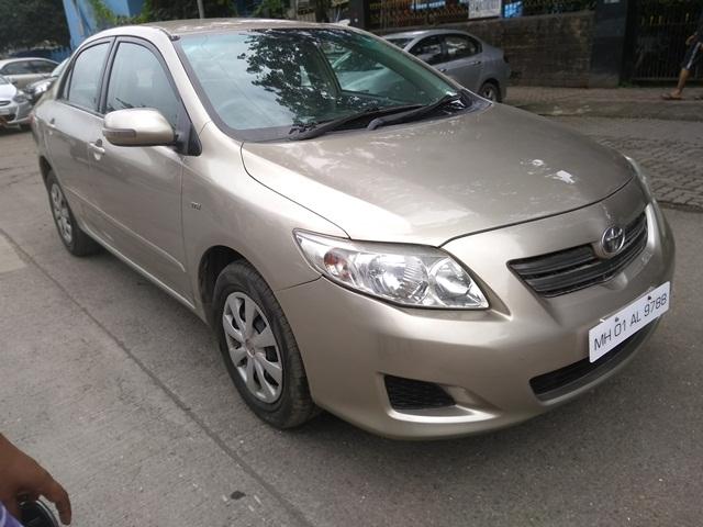 2010 Used Toyota Corolla Altis 1.8 J
