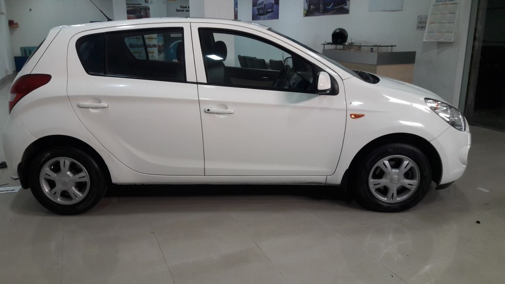 2010 Used Hyundai I20 ASTA DIESEL 1.4 O WITH SUNROOF
