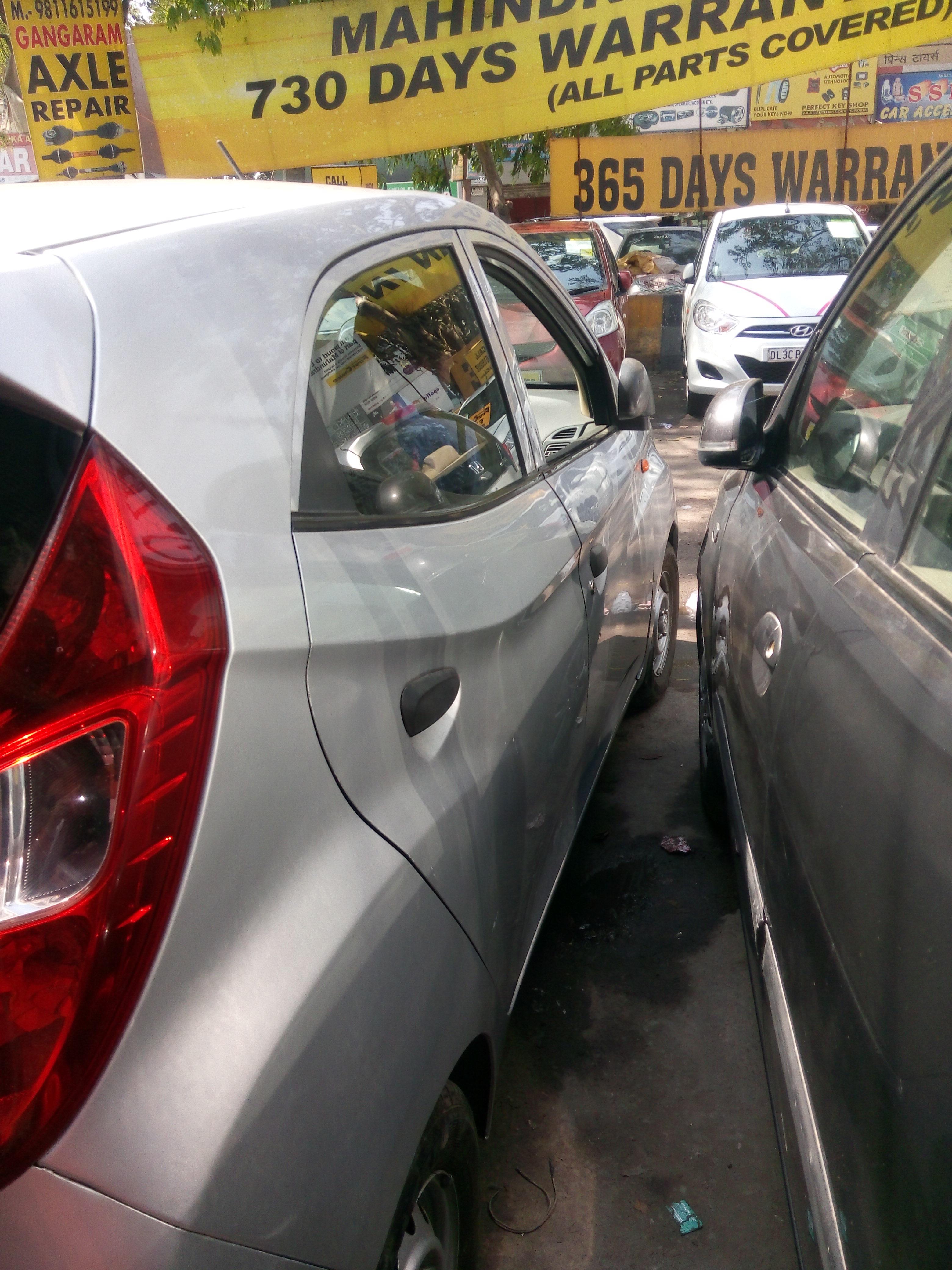 Hyundai Eon Era Plus - Mahindra First Choice