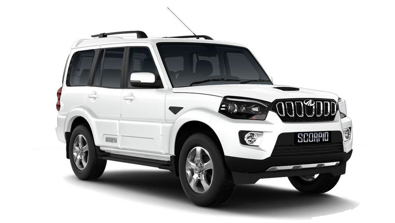 2010 Used Mahindra Scorpio VLX 4WD AT BS III