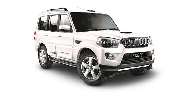 2013 Used Mahindra Scorpio LX BS IV