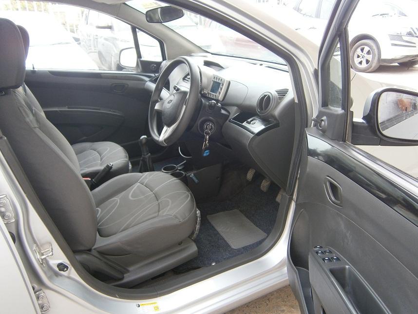 2011 Used Chevrolet Beat LT PETROL