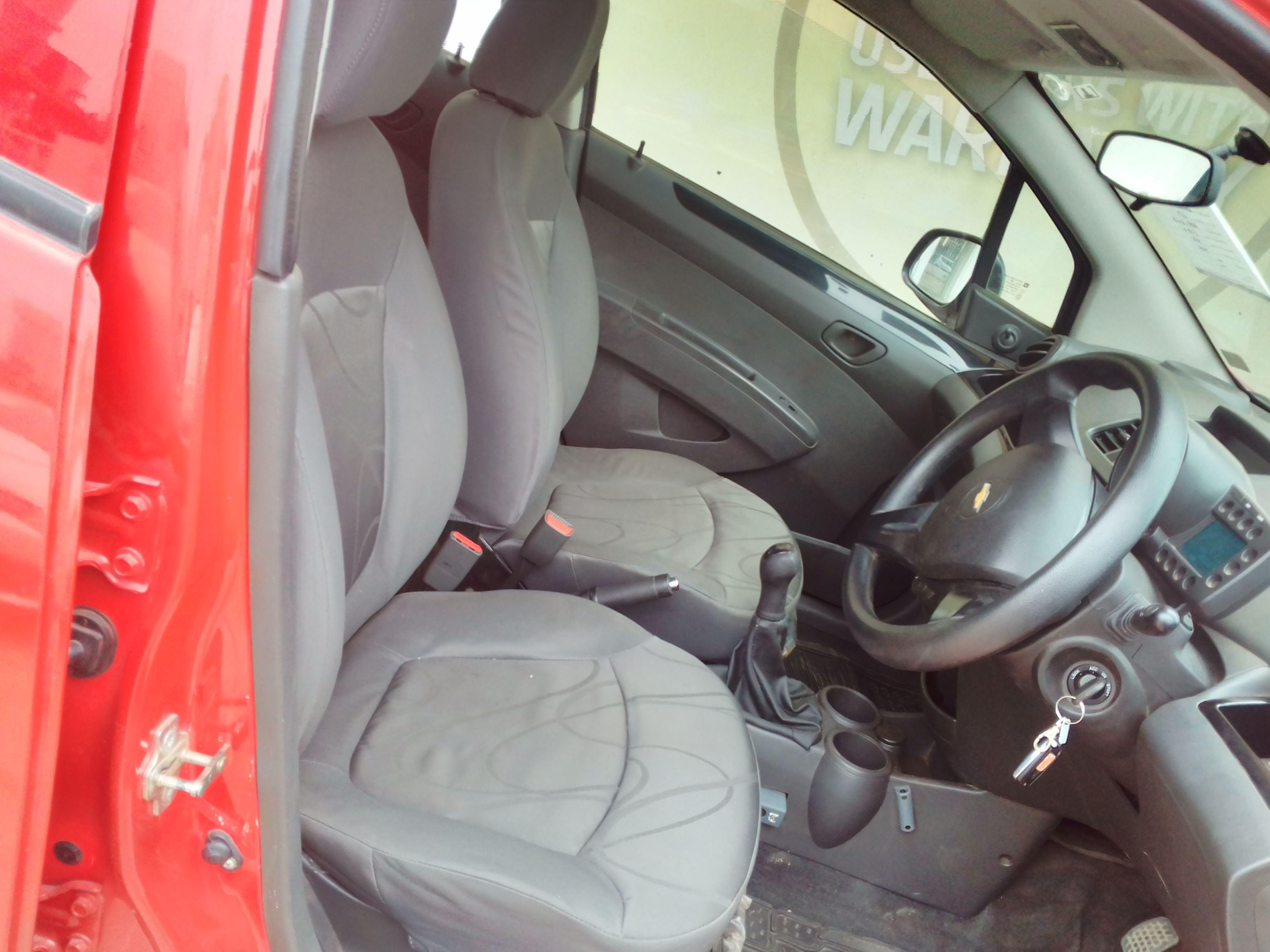 2012 Used Chevrolet Beat LS PETROL