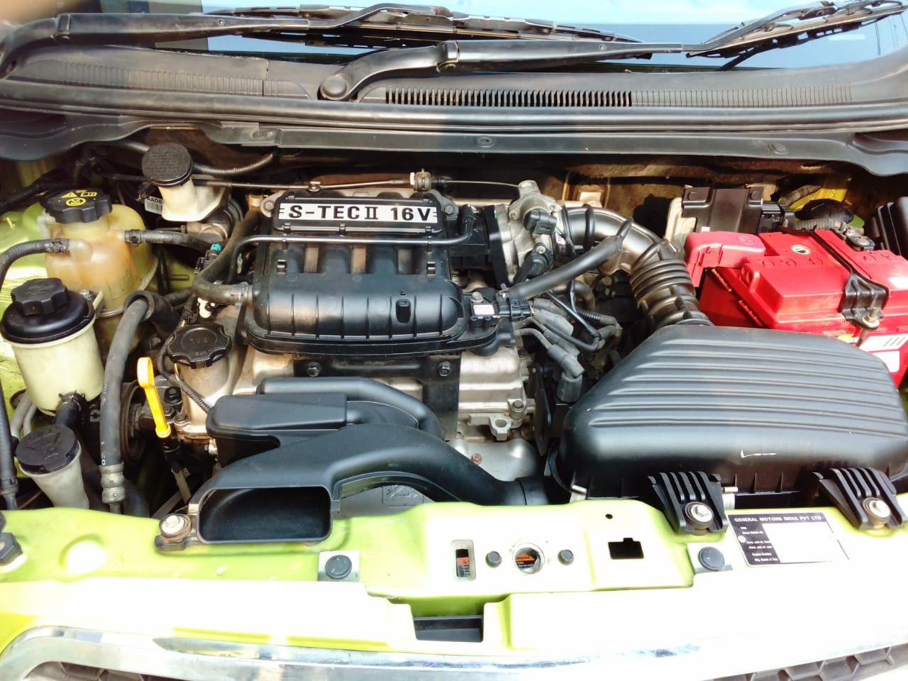 2010 Used Chevrolet Beat LS PETROL