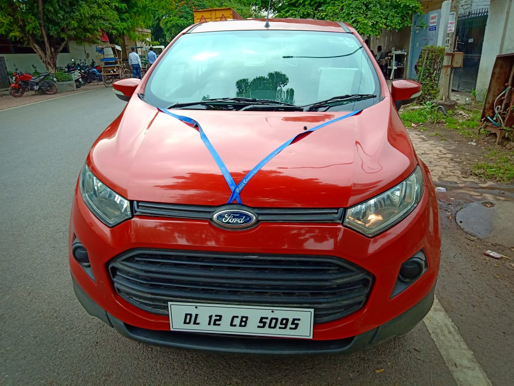 2015 Used FORD ECOSPORT AMBIENTE 1.5 TDCI