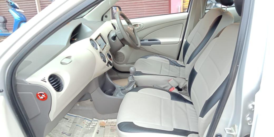 2015 Used Toyota Etios GD