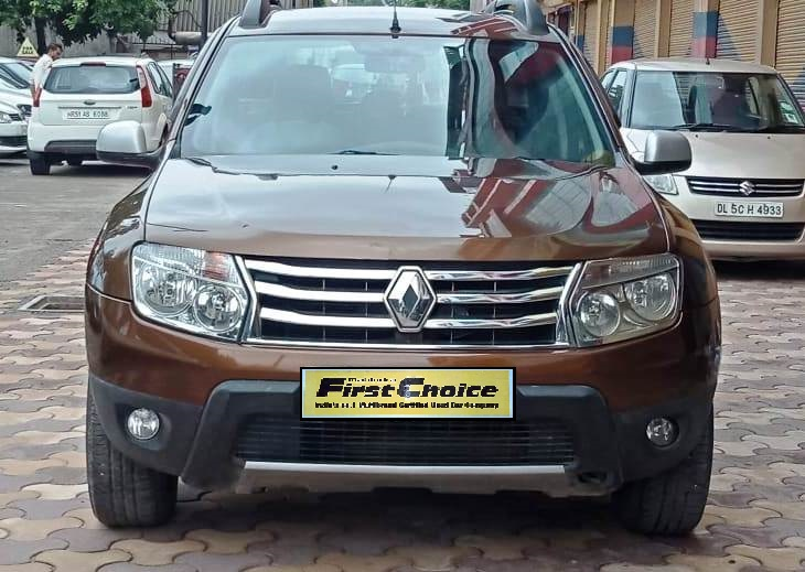 2013 Used Renault Duster 110 PS RXZ OPT