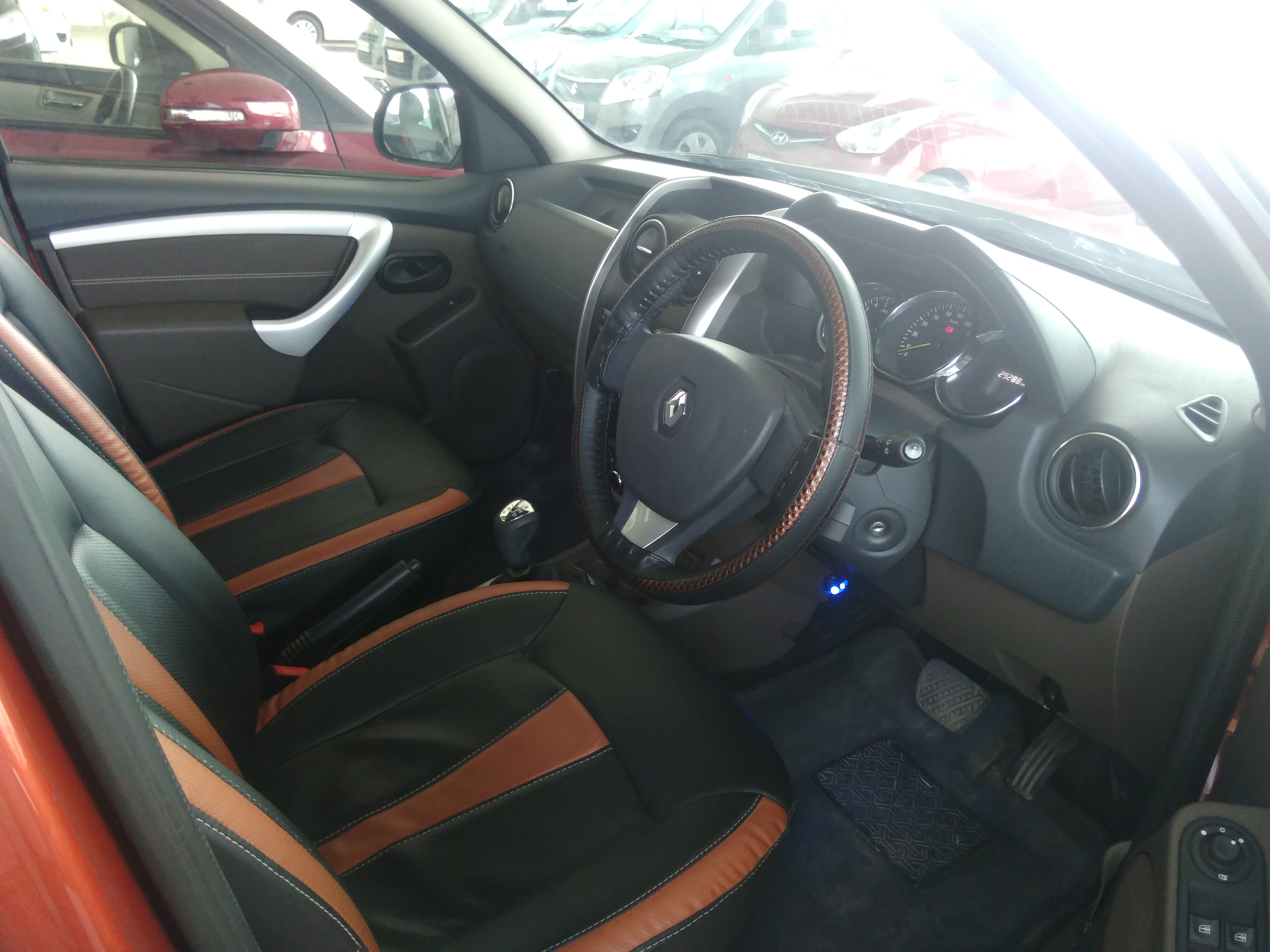 2016 Used Renault Duster RXL DIESEL 110